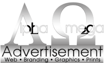 Alpha Omega Advertisement